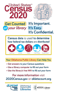 Census Promo Poster Legal Size