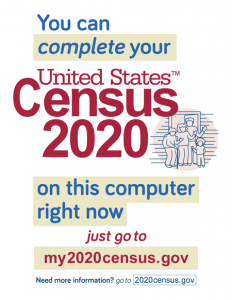 complete census here sign